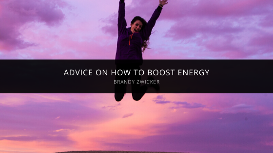 Brandy Zwicker's Advice on How to Boost Energy